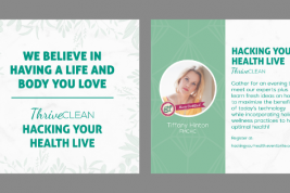 Hacking Your Health Live Event: Atlanta GA